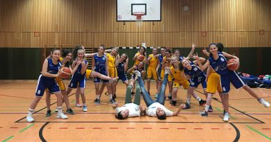 U16 sichert sich zwei Sekunden vor Ende den Sieg