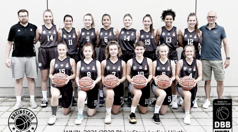 Der erste Test steht an: 1. Damen und WNBL-Team treffen am Samstag auf Luxemburgerinnen