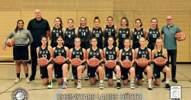 WNBL:  Gelungener Einstieg für die Rhein Stars Hürth